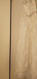 Girls formal bridesmaid dress size 8